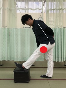 タチリュウコンディショニングジム TR習志野整骨院 腰痛 ぎっくり腰