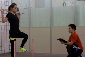 タチリュウコンディショニングジム TR習志野整骨院 肩 五十肩 パーソナルトレーニング