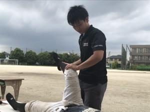 タチリュウコンディショニングジム TR習志野整骨院 トレーナー トレーニング指導 メディカルチェック